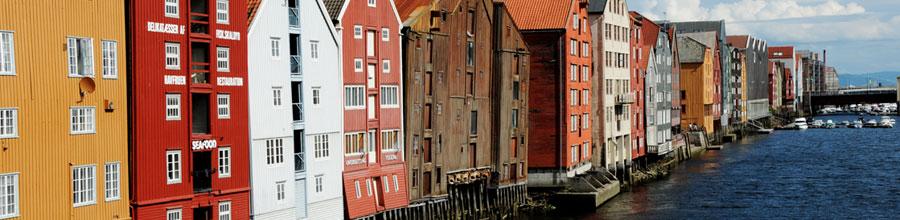 Bild från Norge
